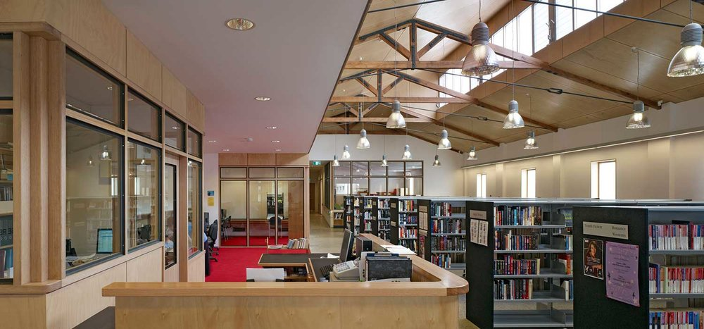 Award Winning Architects - Commercial, Public and Heritage Projects