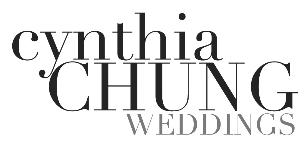 CYNTHIA CHUNG WEDDINGS