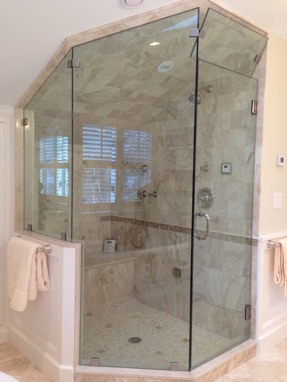 Shower Doors Associated Glass And Mirror