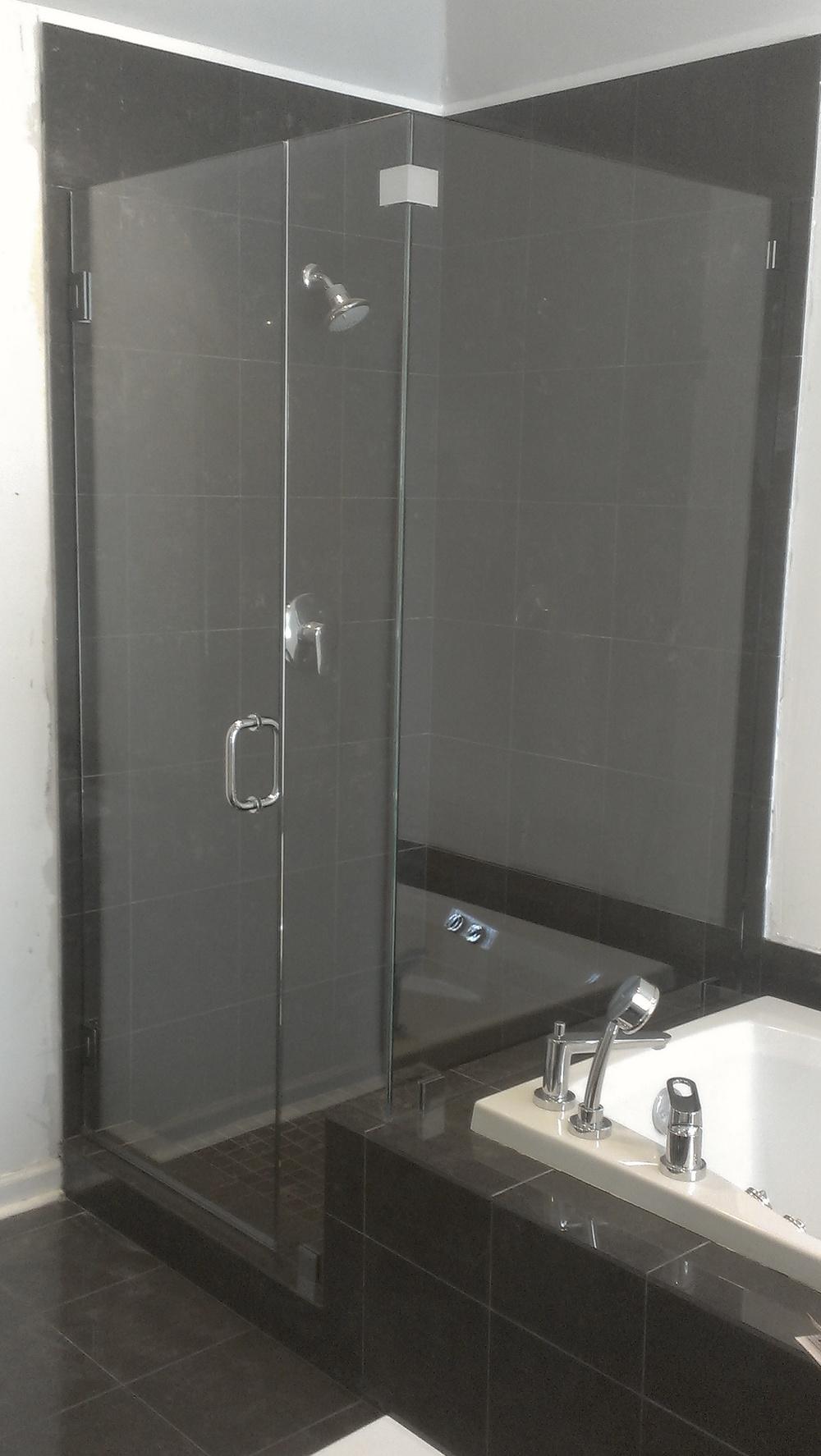 Shower Doors Associated Glass And Mirror