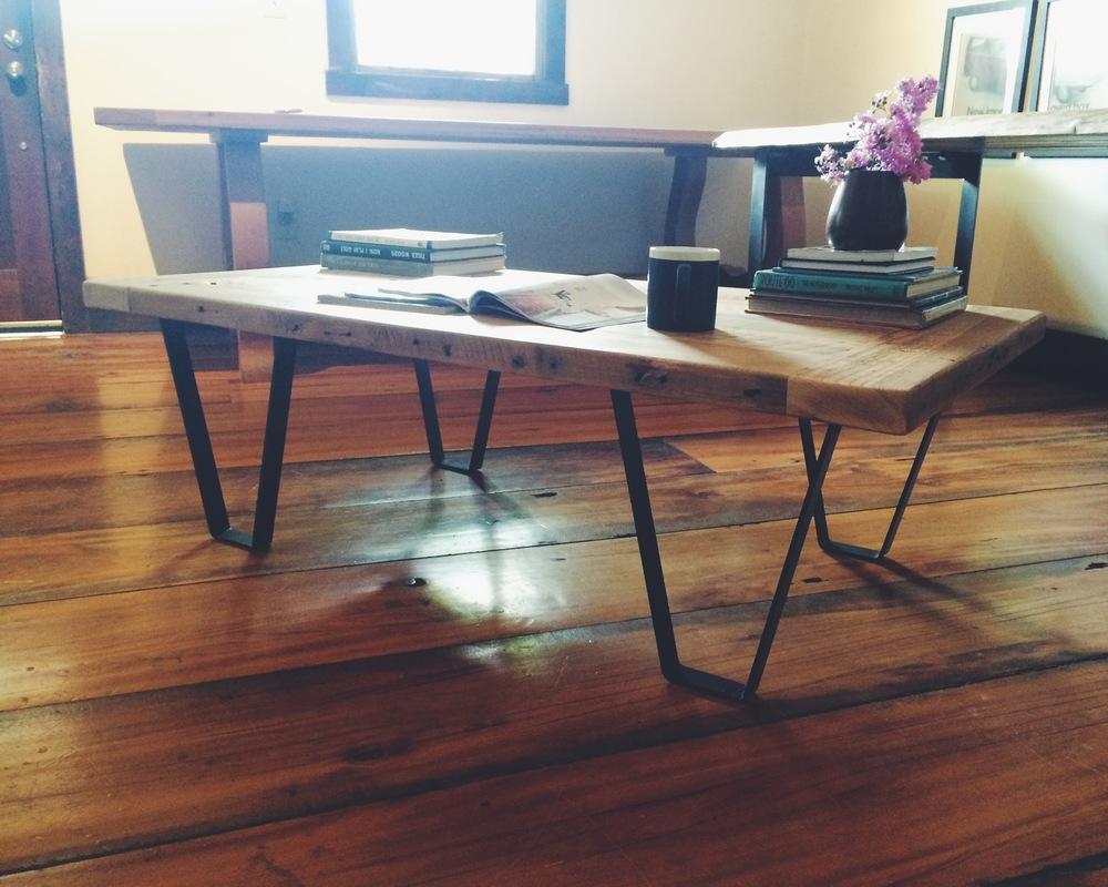 Woodstock Vintage Lumber Table