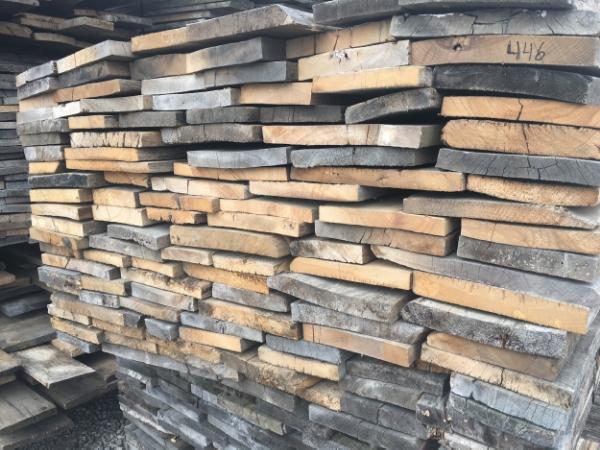 Kiln-Dried Lumber