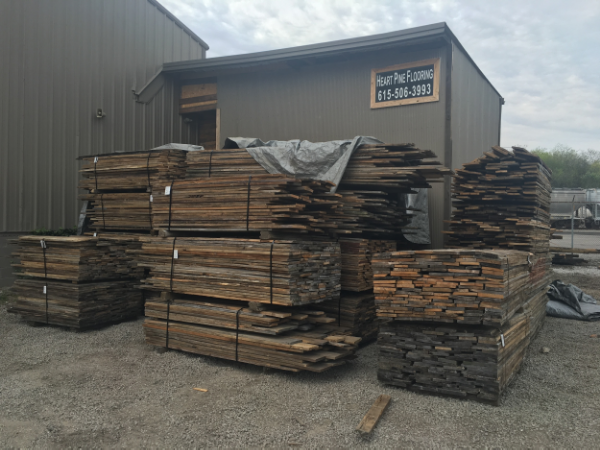 Nashville Kiln-Dried Barnwood