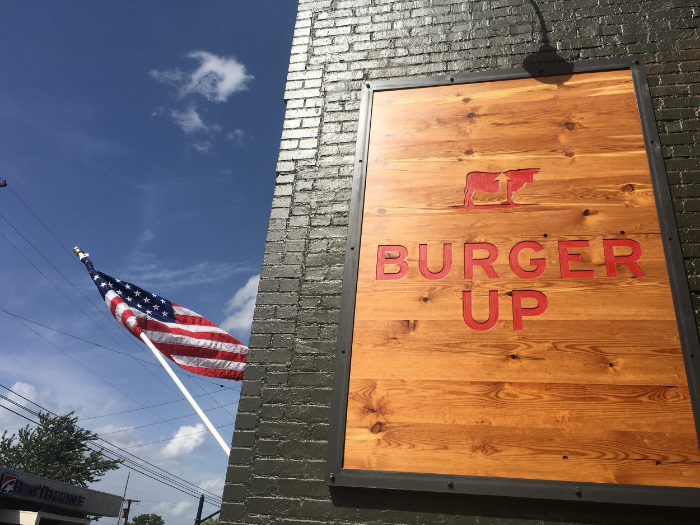 Burger Up East