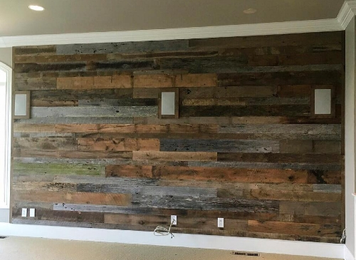 Purchase accent wall online