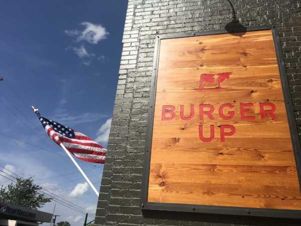 You can find Burger Up's East Nashville location at 970 Woodland Street.