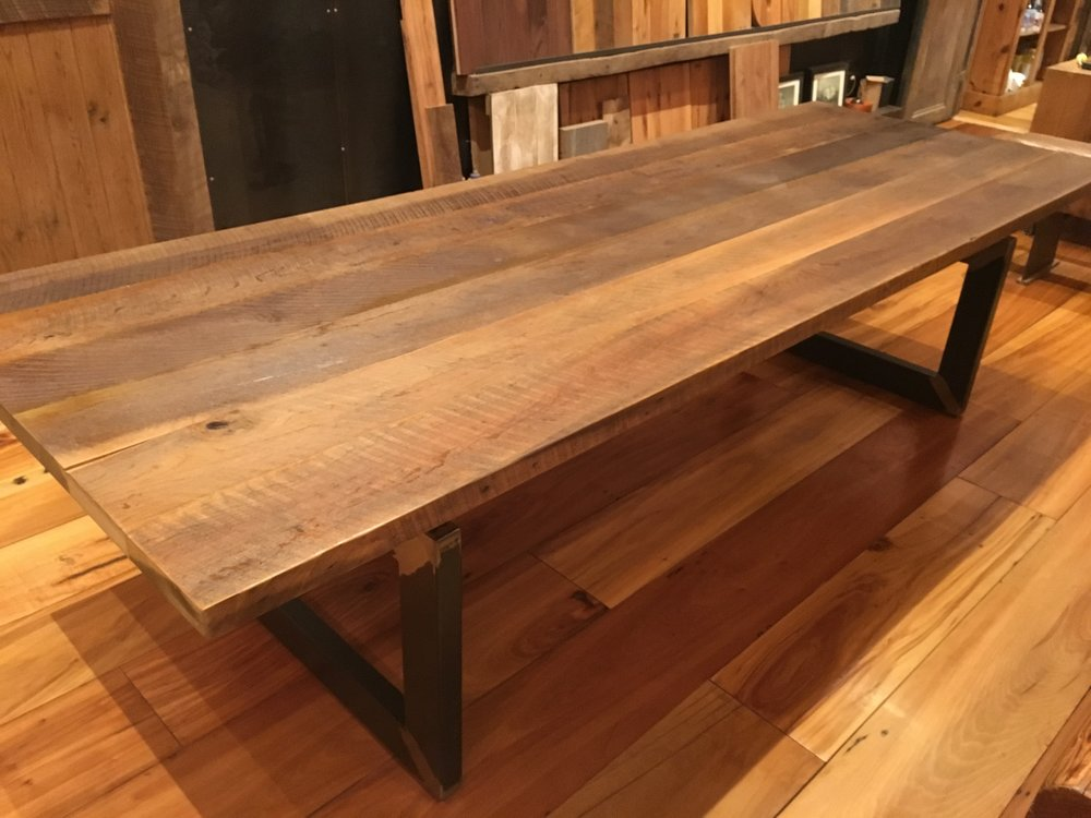 Poplar Table