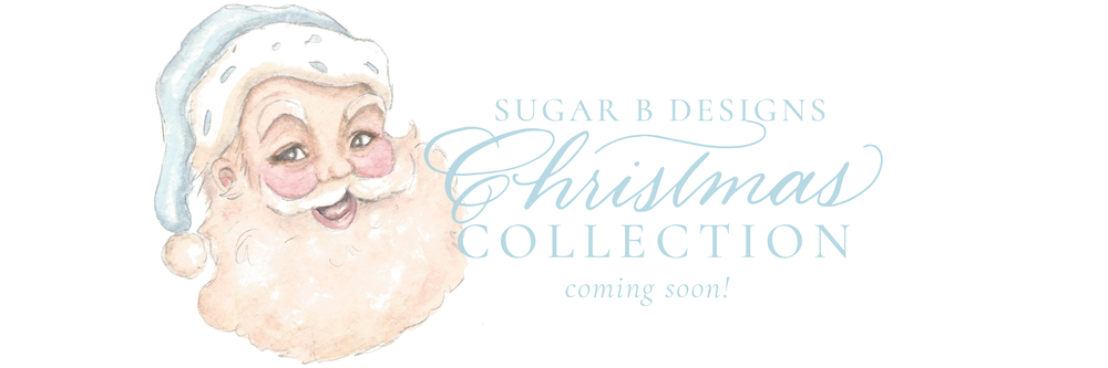Christmas 2017 Sugar B Designs