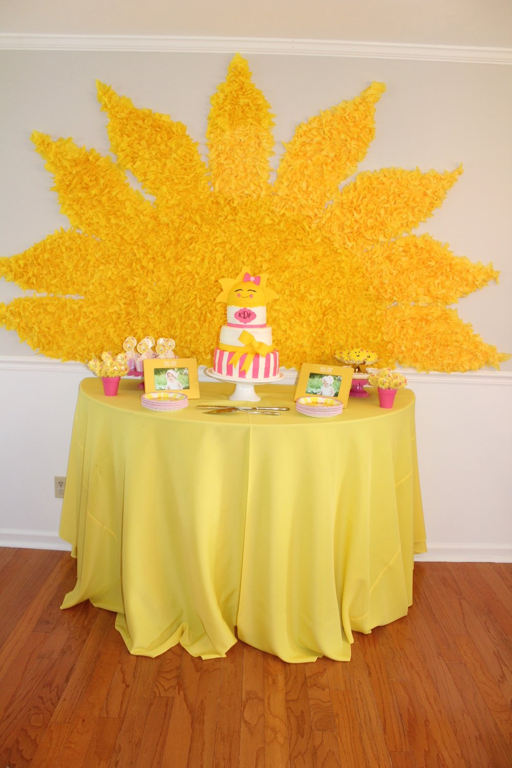 Sunshine Birthday by Sugar B Designs