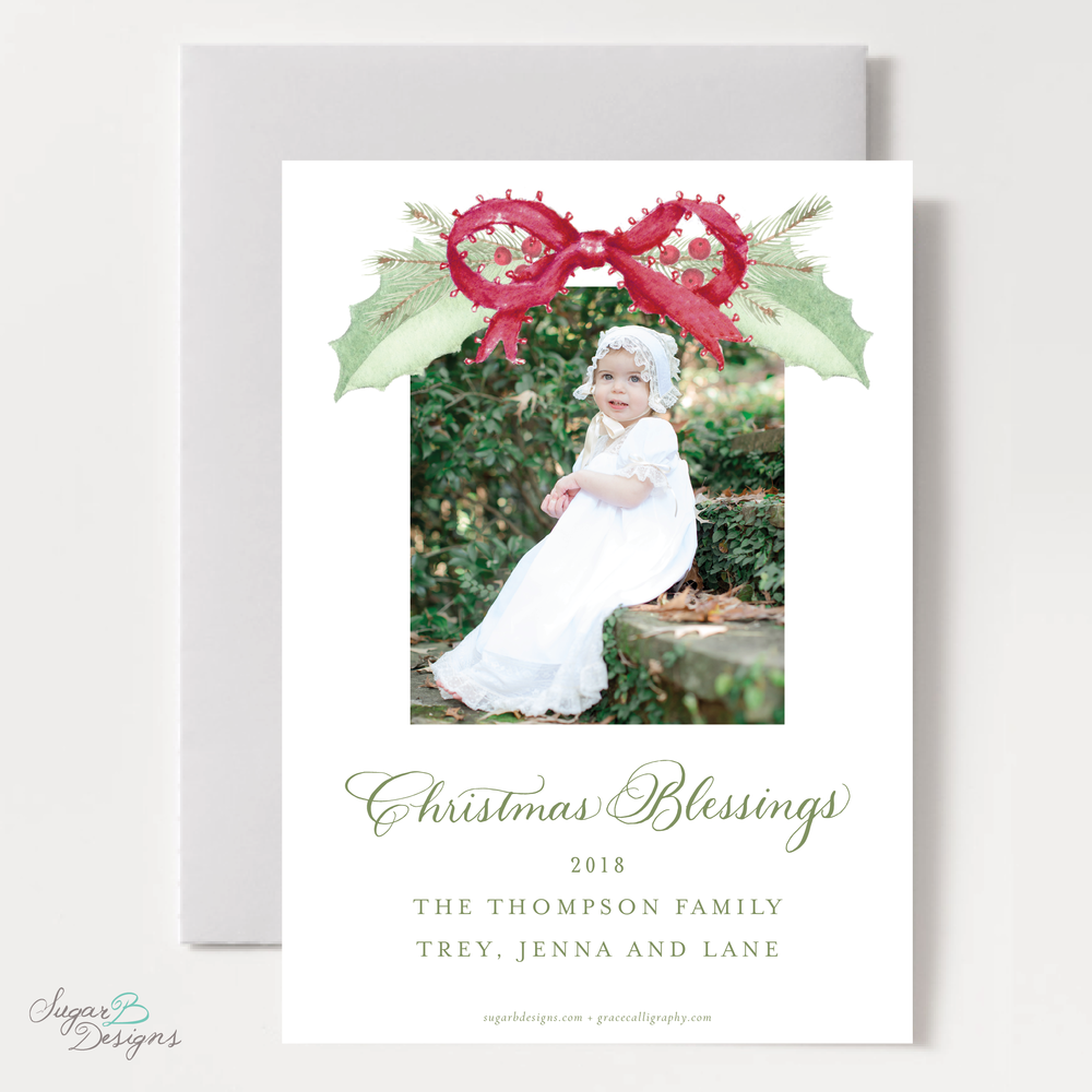 Collins Red Christmas Card back by Sugar B Designs.png