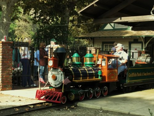Ponies And Choo Choos Griffith Park Is A Child S Paradise Los Feliz Living Amp Real Estate