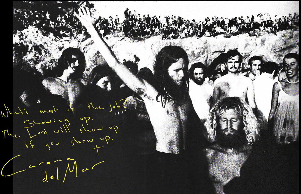 "As more and more hippies began to turn to Christ, - national and international media took notice of these ""Jesus freaks."" Many books, documentaries, news stations, and magazines, such as Time magazine in 1971, covered this cultural phenomenon, and Lonnie, with his long hair and beard, long robes, sandals, and fresh, engaging style, was the perfect symbol of the ""hippy preacher"" for this movement. Lonnie began going on international ministry trips with Calvary Chapel and saw incredible numbers of salvations and revivals around the world. At the height of this Jesus People movement, he and Chuck Smith, along with several young people from Calvary Chapel, appeared on Kathryn Kuhlman's I Believe in Miracles."