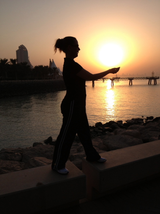 THE CORNICHE AT SUNSET, KUWAIT CITY