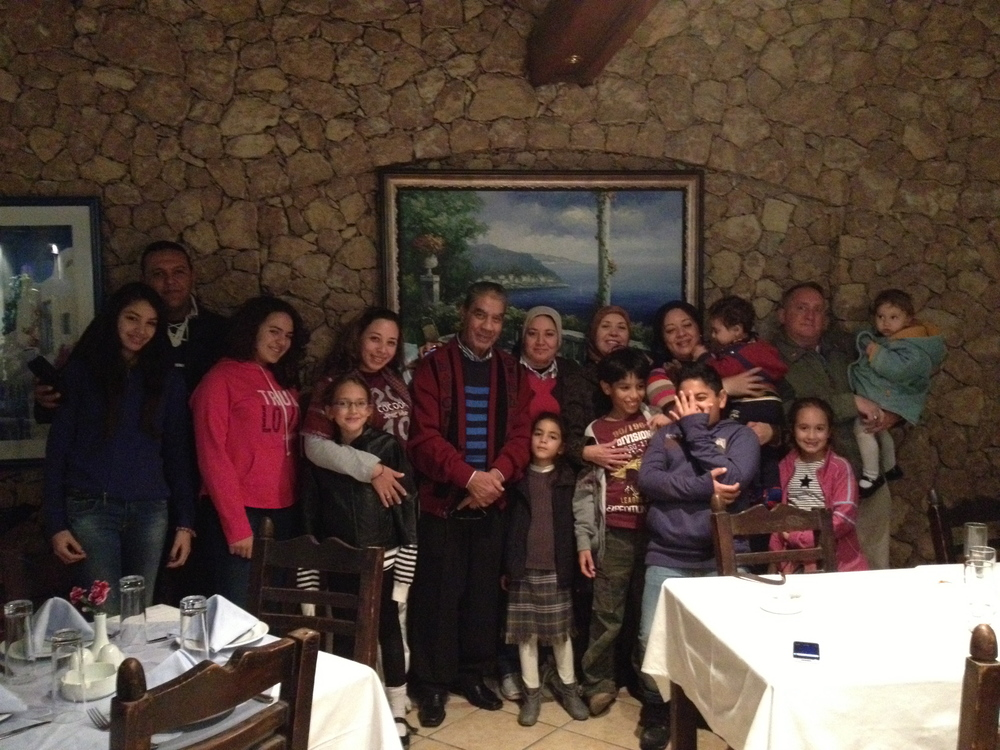 My Alexandrian family, growing fast and furiously!