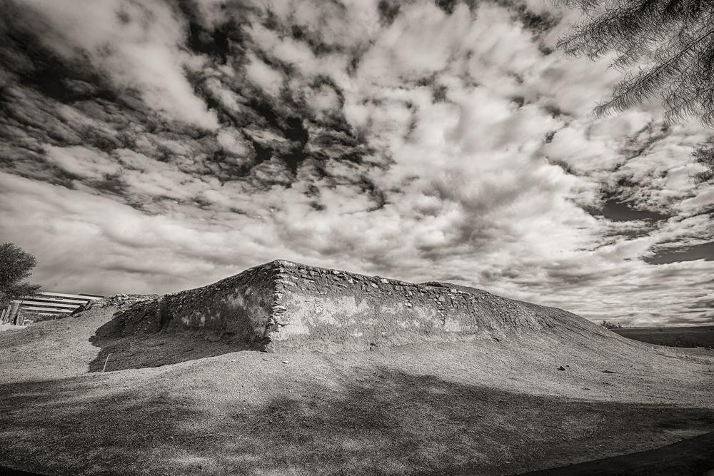 Pueblo Grande: Platform Mound