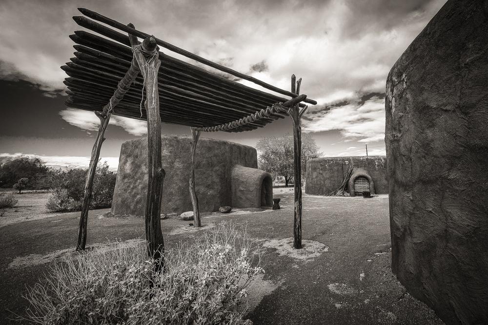 Pueblo Grande: Reconstructed Household Cluster