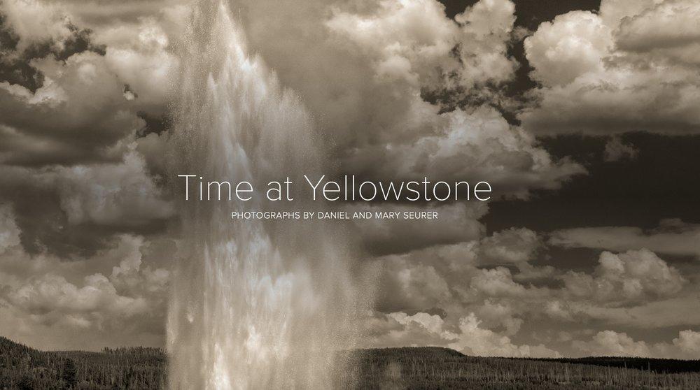 A Journey Inside the Yellowstone Caldera