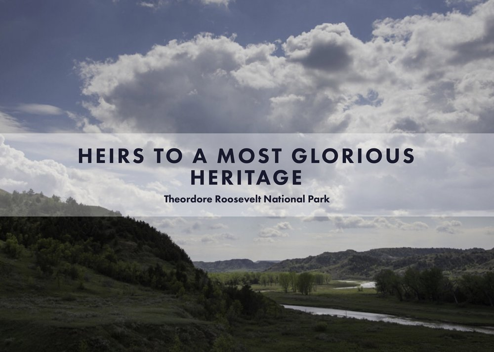 Heirs to a Most Glorious Heritage              Link to PDF Copy