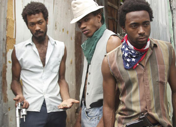 BBC/PRI's THE WORLD   BETTER MUS' COME / NEW JAMAICAN CINEMA