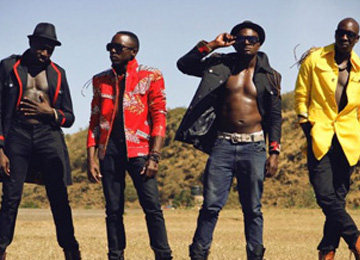 BBC/PRI's THE WORLD   SAUTI SOL / BOY BAND KENYAN-STYLE