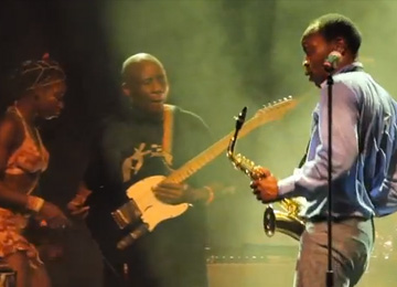 QUICK HITS (PBS) SEUN KUTI / THE SCION OF AFROBEAT