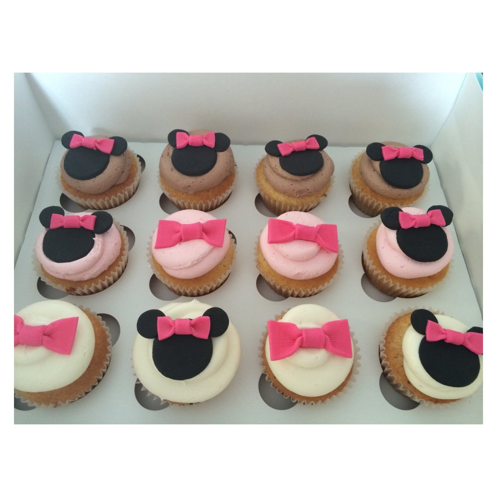 Minnie Mouse Dozen  $42 regular $45 gluten-free
