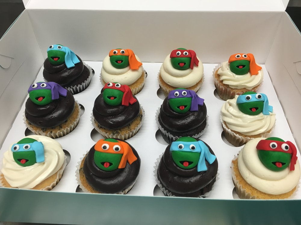 Teenage Mutant Ninja Turtles Dozen $57 regular $60 gluten-free