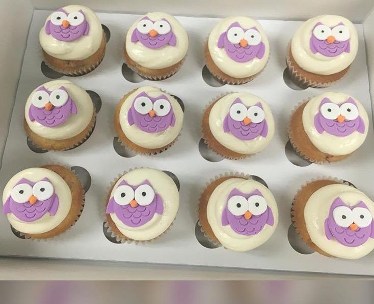 Owl Dozen $42 regular $45 gluten-free