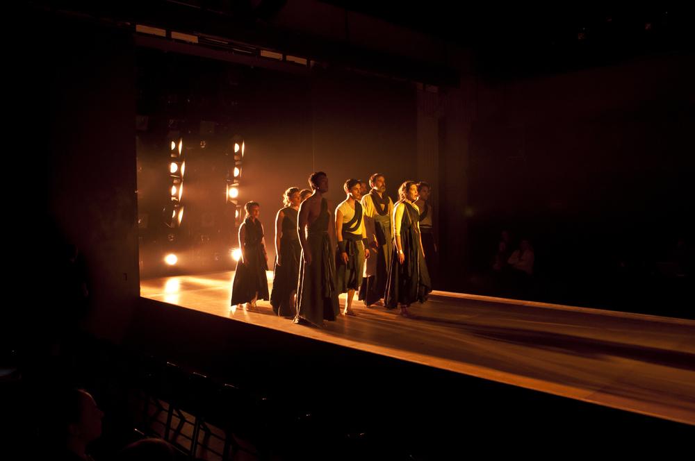2014 Drama Desk Nominee for Outstanding Lighting Design tamar of the river