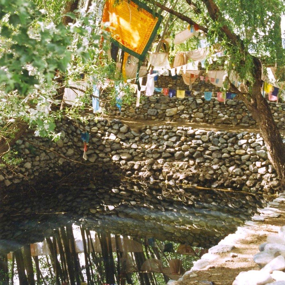 Tsogyal Life Force Lake 1996. J. Mandell