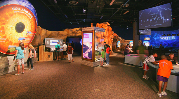 Arizona Science Center Forces Of Nature