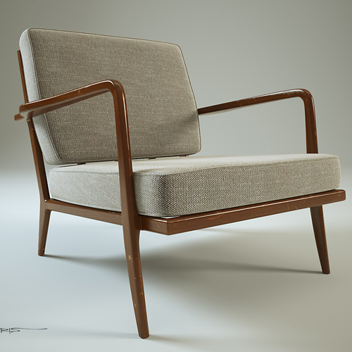 FURNITURE - Smilow Chair