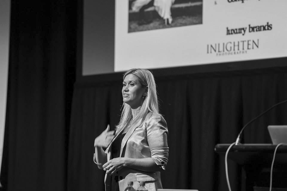 Rachael Bentick - AIPP Speaking - 2014