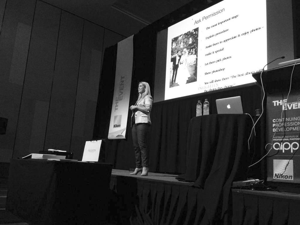 Rachael Bentick - AIPP Speaking