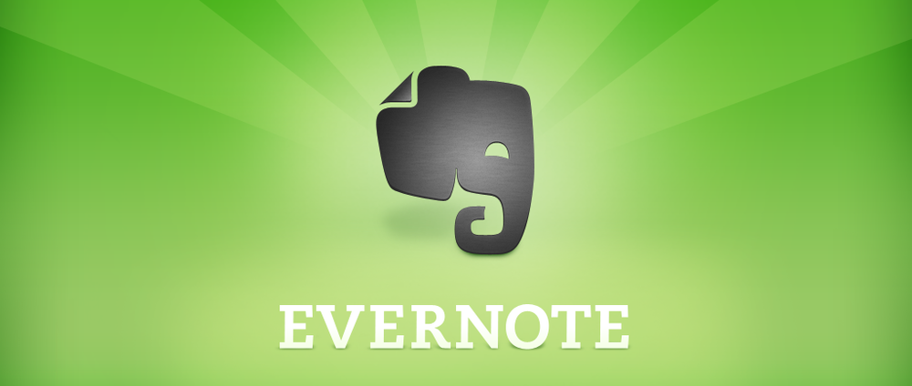 evernote digital storage