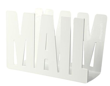 Mail stand from Typo