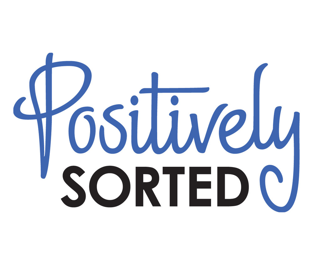 Positively Sorted Productivity Amp Organising Consultant