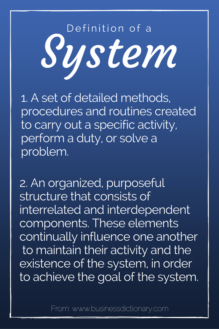 system-definition