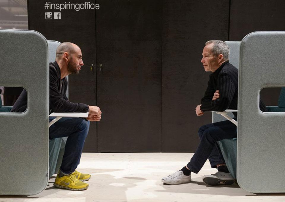 Henrik Kjellberg & Jon Lindström, Co-Founders of o4i Design Studio