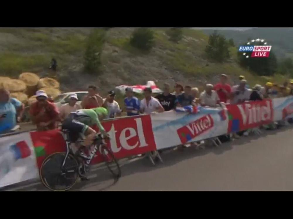 Seriously - what's going on here Mollema?