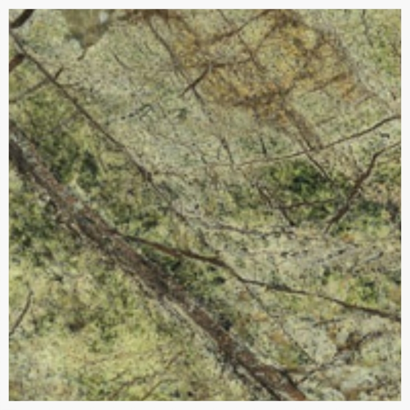 Rainforest Green Marmor