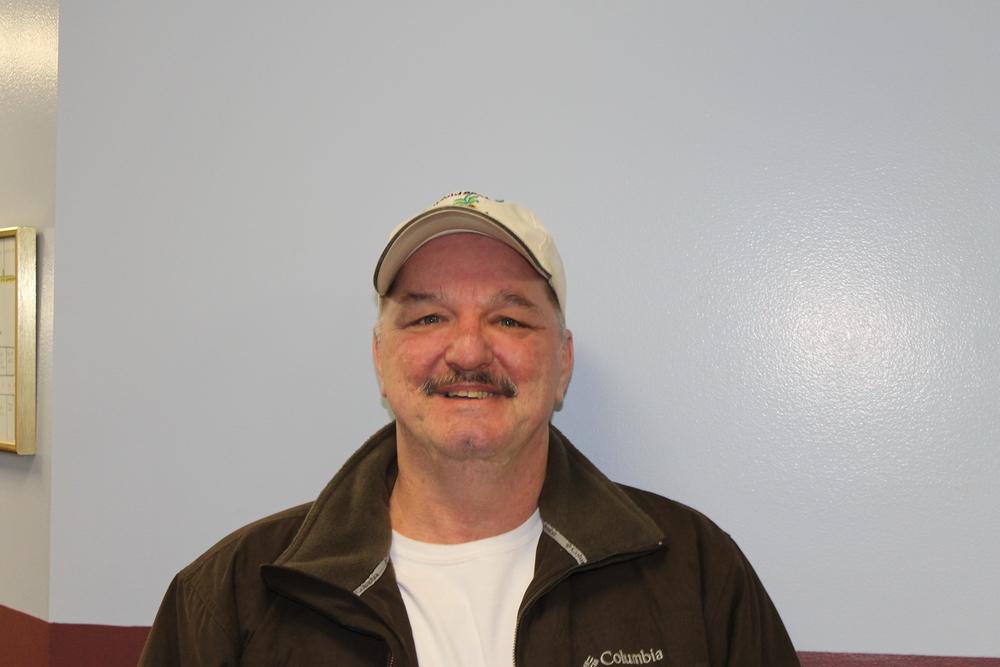 """Robert Latuscha """"I've been a patient here for 30 years, the staff is great, and the cataract surgery was a piece of cake!"""""""