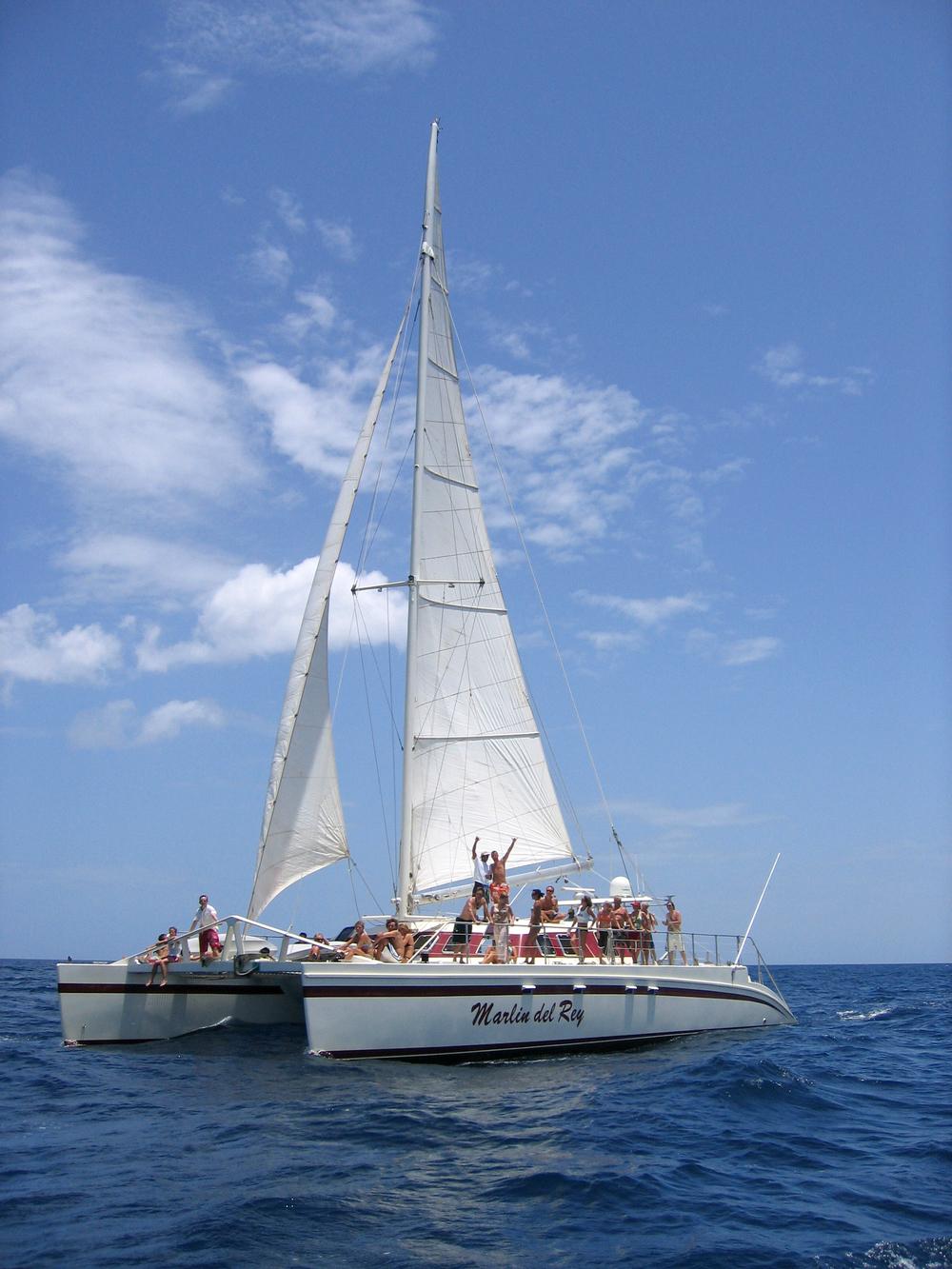 Marlin del Rey - Playa Tamarindo