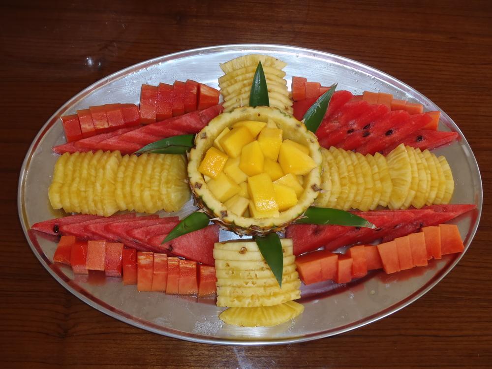 Fresh Fruit on Malin del Rey