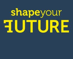 Shape your future Logo