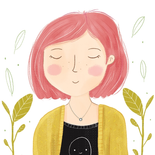 Louise Wright Profile Illustration