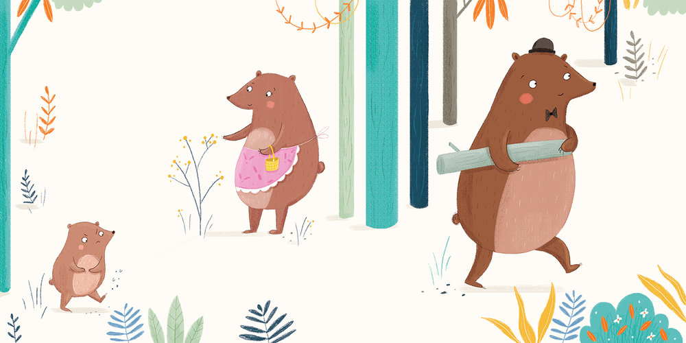 goldilocks 3 bears louise wright.jpg