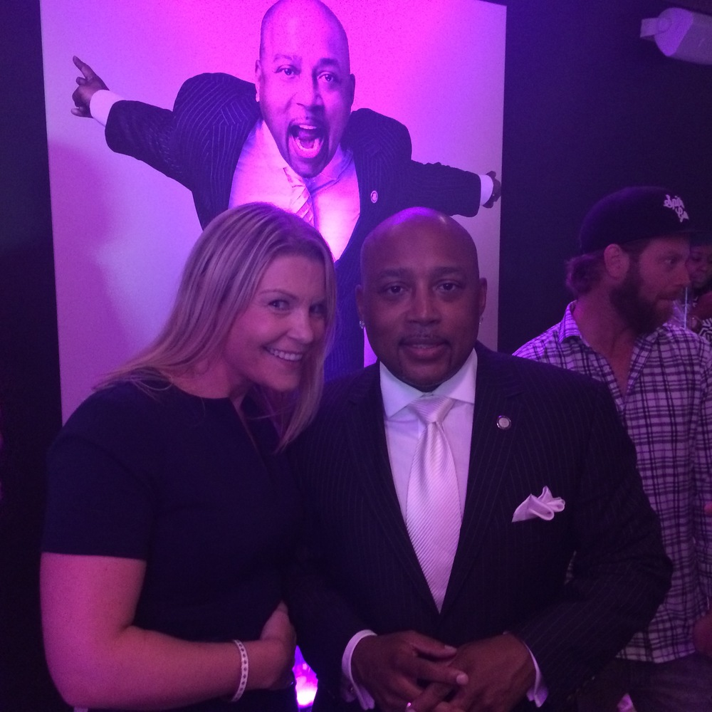 Val shares leadership lessons with Shark and Entrepreneur Daymond John, as featured in her  Inc. column article.