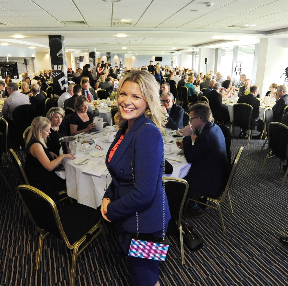 Photo Credit: Institute of Directors Director of the Year Awards Keynote, Edgbaston, England