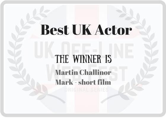 UK-Offline Web Fest - Best UK Actor